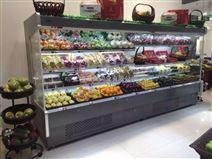 超市水果蔬菜风幕柜