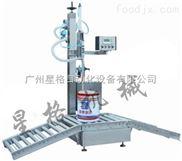 CJ-200B型半自动称重式液体灌装机