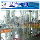 專業提供 全自動果汁三合一灌裝機 專業三合一常壓灌裝機生産廠商