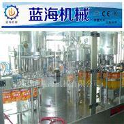 专业提供 全自动果汁三合一灌装机 专业三合一常压灌装机生产厂商