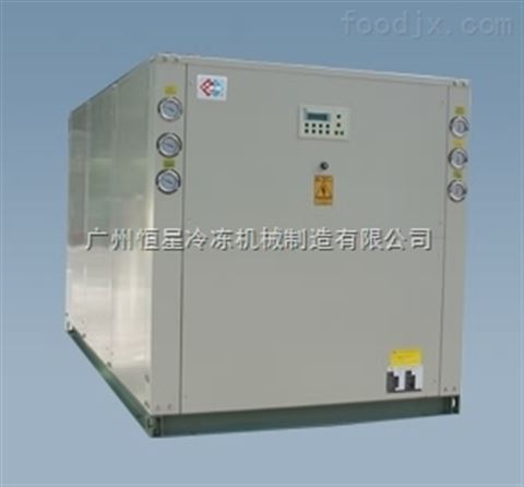 箱式工业冷水机设备