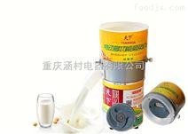 重庆天下小型石磨磨豆浆米粉机