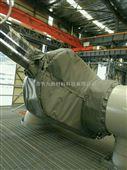 巴斯夫项目可拆卸大型闸阀保温套