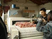 猪 羊 鸡 鸭屠宰分切加工线用塑料网带 链板