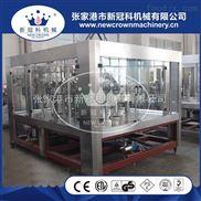 CGF24-24-6-厂家供应瓶装雪碧灌装机碳酸饮料灌装设备全自动三合一含气饮料一产线
