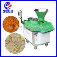 直立式球根茎类切菜机 水果切片机 多功能切菜机 柠檬切片机 果蔬切丝切丁机