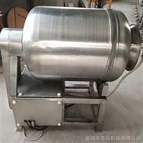 GR-500定制鱼肉变频真空滚揉机
