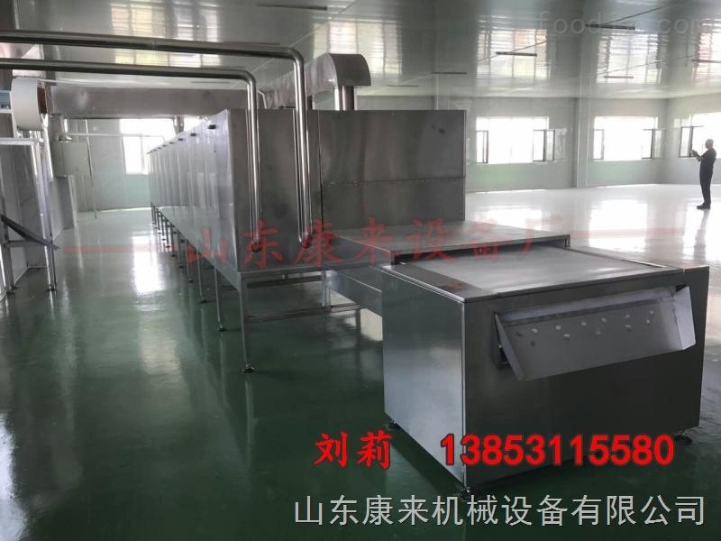 山东鸡精烘干生产线有几种型号