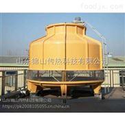 黑龙江圆形节能冷却塔DBNL300国标冷却塔污水塔