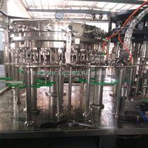 可乐三合一灌装生产线