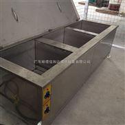 三槽超声波清洗机 佛山超声波清洗设备厂家专业生产