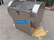 热销红薯木薯切片机 旋转刀盘切红薯片机 QS系列专切红薯片机