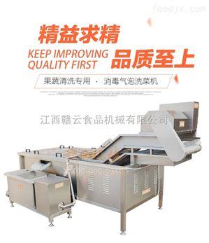 *厨房网带式洗菜机