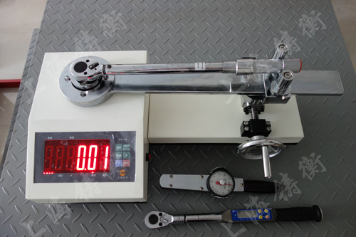 扭矩扳手检测仪图片