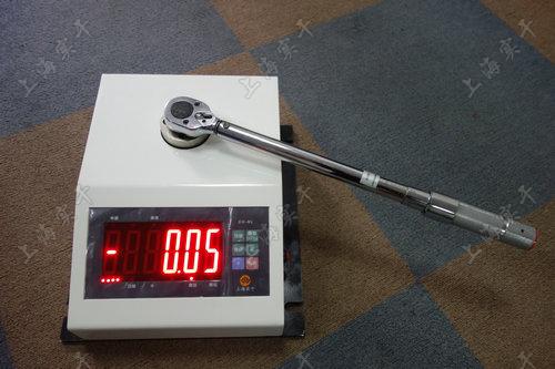 表盘式扭力矩扳手校准器