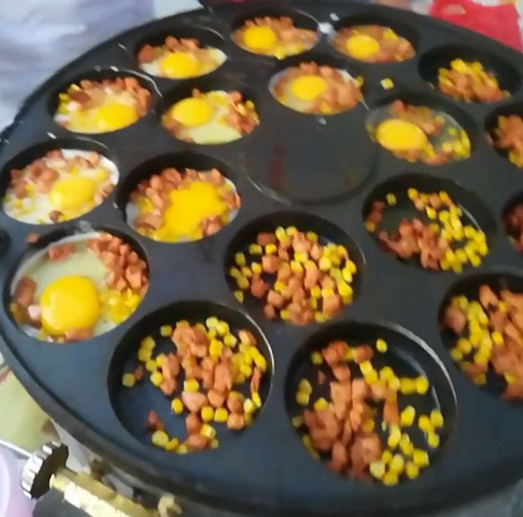 郑州鸡蛋汉堡机器火爆来袭 永佳优质厂商供应