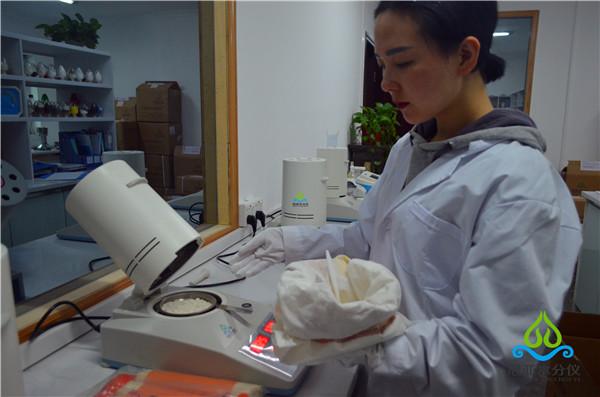 马铃薯淀粉水分检测仪