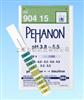 90417MN PEHANON测试条,PH试纸测试条(用于测试有色溶液)90415
