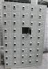 12门储物柜铁皮柜 铁皮文件柜 铁皮储物柜 铁皮更衣柜加工定做