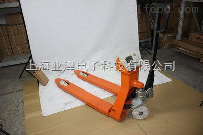YCS珠海电子叉车秤,1吨叉车磅秤,叉车电子磅秤