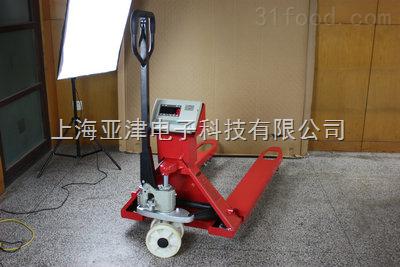 YCS1.5吨带秤叉车,搬运车电子秤,上海电子叉车秤1吨N